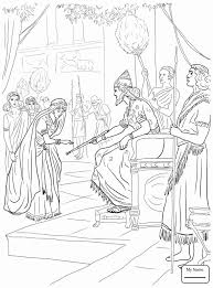 Queen Esther Coloring Pages Elegant 75 Queen Coloring Pages