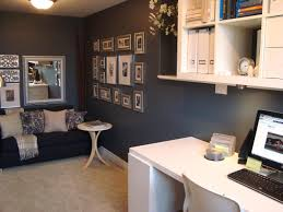 Wow Home Office And Bedroom Design  For Your Home Designing - Home office in bedroom