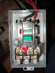 cutler hammer drum switch wiring for lathe here is a picture of the manual switch i got incase someone have an opinion on it
