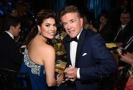 alan thicke robin thicke side by side. Fine Side And Alan Thicke Robin Side By X