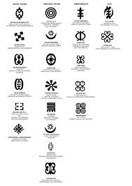Adinkra Symbols Tatto Tatuaggi Simbolo Tatuaggi Maori E Tatuaggi