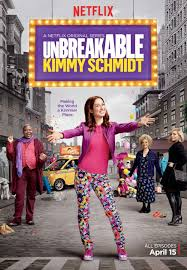 Unbreakable Kimmy Schmidt Temporada 4 audio español