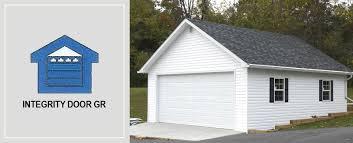 garage door installerIntegrity Door Performs Garage Door Installation in Jenison MI