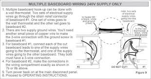cadet baseboard heater thermostat wiring cadet cadet baseboard heater thermostat wiring cadet auto wiring on cadet baseboard heater thermostat wiring
