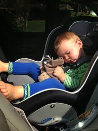 niamh clearly loves her seat and seems comfortable whether she s awake or asleep i ve been so happy with it i bought a second nextfit for my husband s car