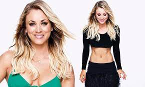 Kaley Cuoco's nose job, boob job and neck fillers helped boost confidence