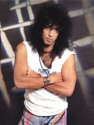 my newest fashion influence no make up paul stanley