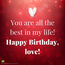 Happy Birthday Love Quotes Impressive Cute Birthday Messages To Impress Your Girlfriend Part 48