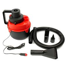 12v portable wet dry mini vacuum cleaner carpet car boat air inflating pump cod