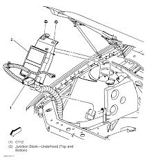 2003 Chevrolet Trailblazer Engine Diagram
