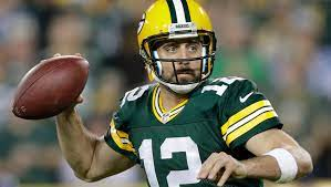 Green Bay Packers' Aaron Rodgers ...