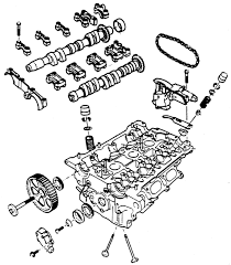 2002 pontiac bonneville 3 8l fi ohv 6cyl repair guides engine an exploded view of the 2 8l vr6 cylinder head and related components
