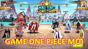 Hải Tặc Loạn Chiến #1- Trải Nghiệm Game One Piece Mới Với Lối Chơi Chiến  Thuật Nâng Cấp Thẻ Tướng - YouTube