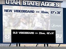 Upgraded Fan Experience Awaits Utah State Football Fans