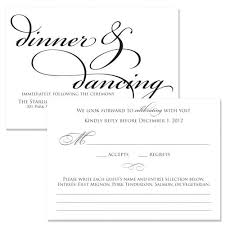 Wedding Invitation Wording Examples To Make Your Own Brides With
