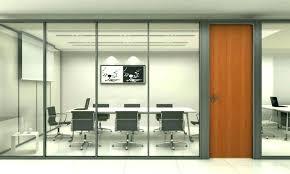 oly studio meri drum chandelier plus office partition walls look