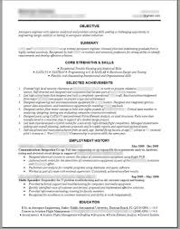 Cover Letter And Resume Templates Engineering Resume Templates Word Sample Resume Cover Letter 12