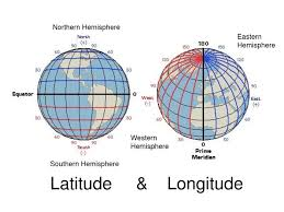 Latitude And Longitude By Geraldinevickers Teaching Resources Tes