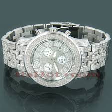 mens joe rodeo diamond watches 63% off at itshot com jojo joe rodeo watch 3 50ct diamond band 2000 mens