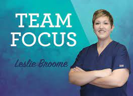 Meet Leslie With Fulp Family Dentistry Dental Care