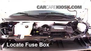 Fuse For 2007 Gmc Savana Box Van GMC Savana Wiring Schematic