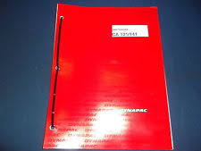 heavy equipment manuals books for compactor and dynapac dynapac ca121 ca141 vibratory compactor operation maintenance book manual