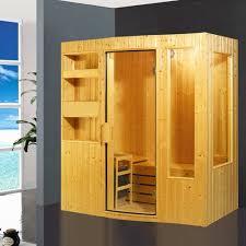 Sauna Exterieur Avec Poele A Bois