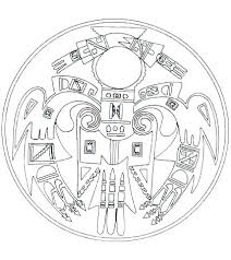 Native American Coloring Pages To Print Native Coloring Page Native