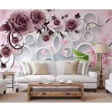 NISH! 3D Wallpaper for Living Room ...