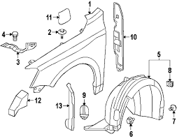 2013 volkswagen jetta parts volkswagen parts genuine oem parts 5 shown see all 6 part diagrams