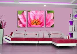 Canvas Design Ideas incredible flower canvas prints decorating ideas gallery in living room design ideas