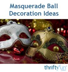 Mask Decorating Ideas Masquerade Ball Decoration Ideas ThriftyFun 29