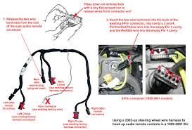 jeep grand cherokee wj steering wheels and buttons connector per this diagram