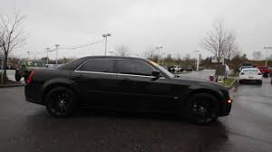 chrysler 300 srt8 black. 2006 chrysler 300c srt8 black 6h426861 everett snohomish youtube 300 srt8 h