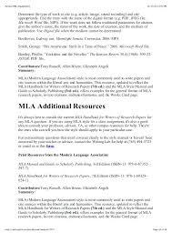 Title Mla Mla Style Title Major Magdalene Project Org