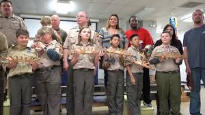 New Arrow Of Light Ceremony Cub Scout Pack 802 Arrow Of Light Ceremony Scouts Bsa Crossover