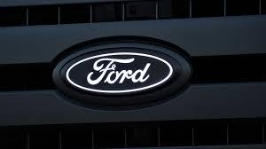 Light Up Car Emblems Illuminated Ford Led Grill Emblems