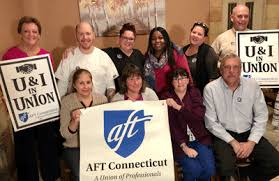 """Healthcare Workers at Rockville General Hospital Vote for """"Voice to Assure  Quality Care"""" 