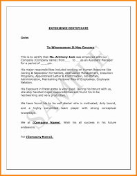 letter of certification format marathi application for teacher best with work experience certificate sle remarkable employment