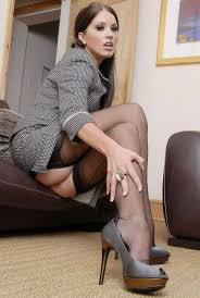 582 best images about Stockings heels on Pinterest Sexy Black.