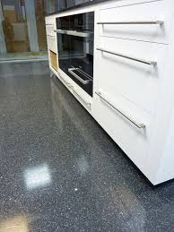 Resin Flooring Kitchen Seamless Terrazzo Gallery A Uk Resin Flooring Specialists