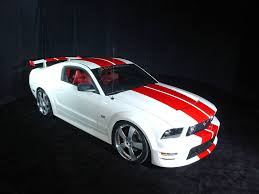 2005 Ford Mustang GT Coupe by 3dCarbon - Front Angle - 1024x768 ...