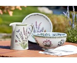 portmeirion botanic garden lavender jug half offer scotts of stow
