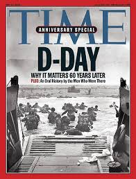 D Day Quotes Custom TIME Magazine Cover DDay May 48 48 World War II DDay