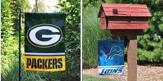 garden flags. More Garden Flags With NFL Logos