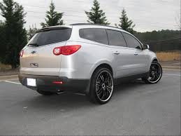 Pictures of some Traverses on a web site - Chevy Traverse Forum ...