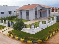 Perfect 2 Bedroom House For Sale In Fortune Butterfly City, Srisailam Highway,  Hyderabad