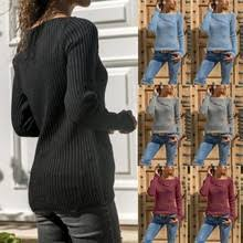 Compare prices on <b>2018 Women</b> Slim Spring <b>Sweater</b> - shop the ...