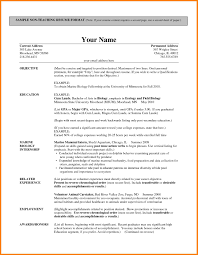 Resume Format Teacher 24 teaching resume format phoenix officeaz 1