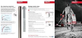 Hilti Anchor Bolt Design Manual One Giant Leap Manualzz Com